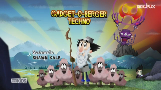 GADGET-O-BERGER TECHNO