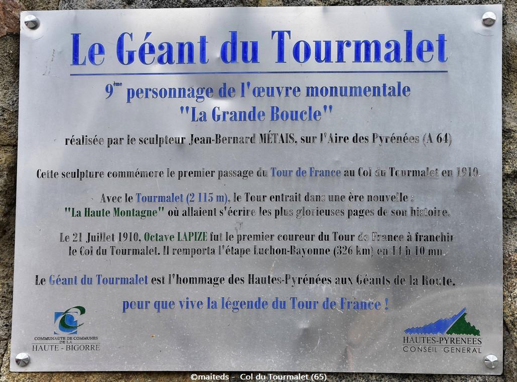Col du Tourmalet (65)