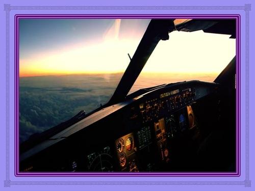 Le pilote et la tempête (1 à 2)