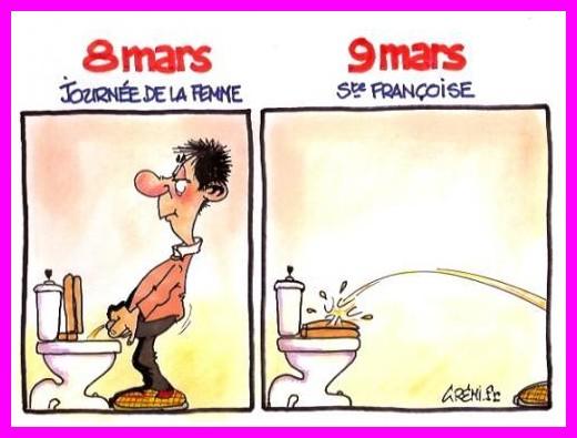 journée femme wc