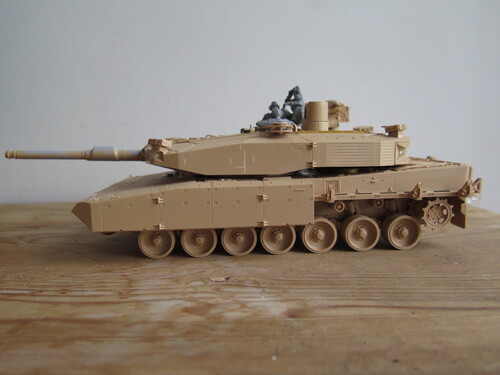 Leopard 2 Revolution suite
