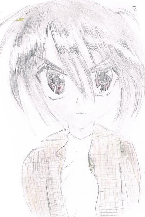 Hiroto (grincheux comme toujours)