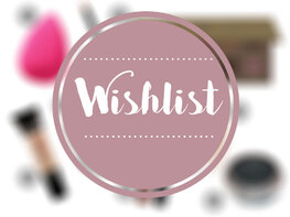 Ma Wishlist du moment  !!