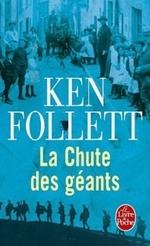 Le siècle tome 1 : la chute des géants, de Ken Follett lecture voyages sur un mot roman avis littéraire chronique livre