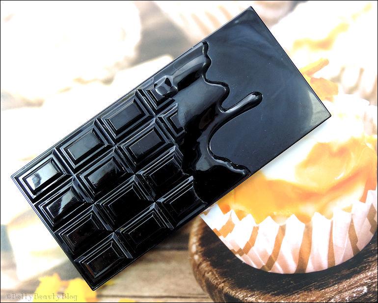 Vice Chocolate une semaine de maquillage