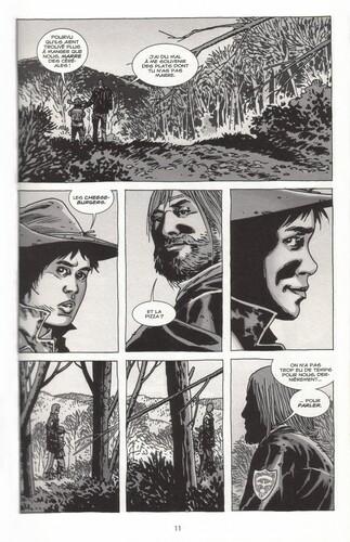 Un monde parfait de Robert Kirkman & Charlie Adlard - Walking dead, tome 12