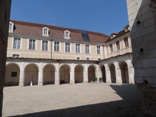 abbaye Saint Germain Auxerre