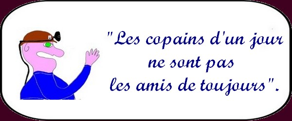 citation copain et ami