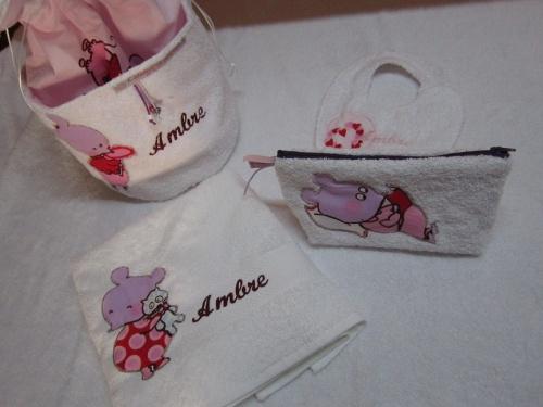 cadeau bébé Ambre