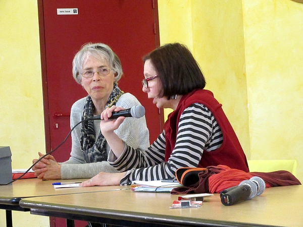 """L'Assemblée Générale de l'association """"Oui au Parc"""" a eu lieu  à Montigny sur Aube"""