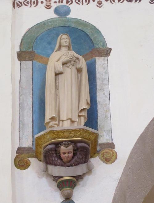 L'église saint Barthélémy de Poncey sur l'Ignon a dévoilé, lors de son inauguration, son beau mobilier intérieur.
