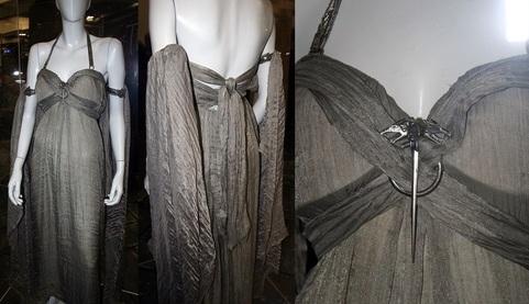 Robe de mariée de Daenerys Targaryen saison 1