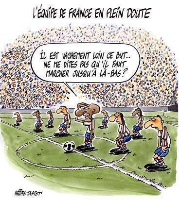 Humour et l'Occitan du dimanche.