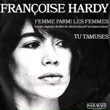 Françoise Hardy, 1976