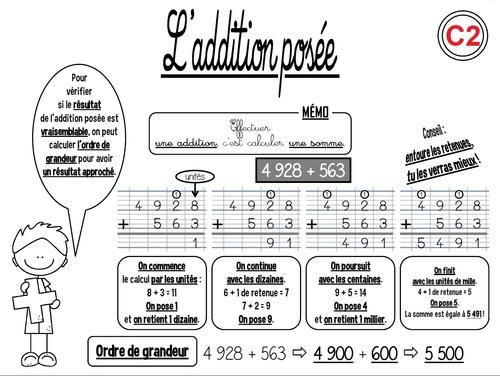 Calcul - C2 :