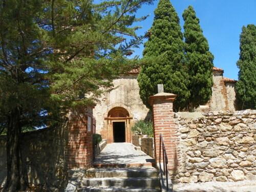 L'église de Castelnou
