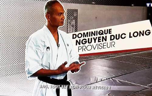 Reportage dans le 20h de TF1 sur ma séance de préparation physique et mentale au bac 2018