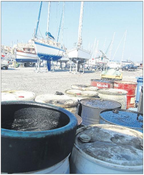 Le port, la plage, la pinède,  des sujets qui dérangent ?