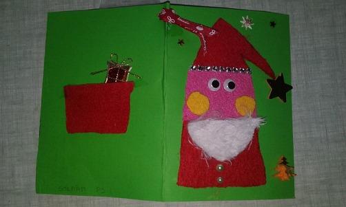 Concours de cartes de Noël (APEL)