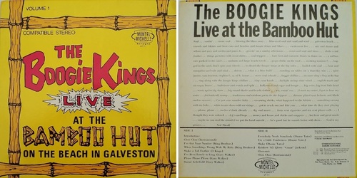 THE BOOGIE KINGS - LIVE AT THE BAMBOO HUT