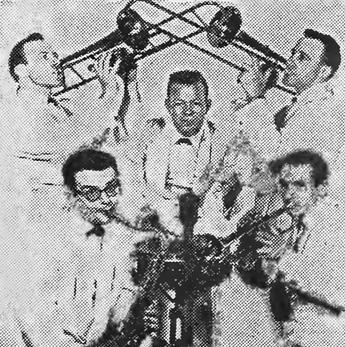 The Twin Tunesaka The Twin Tunes Quintet