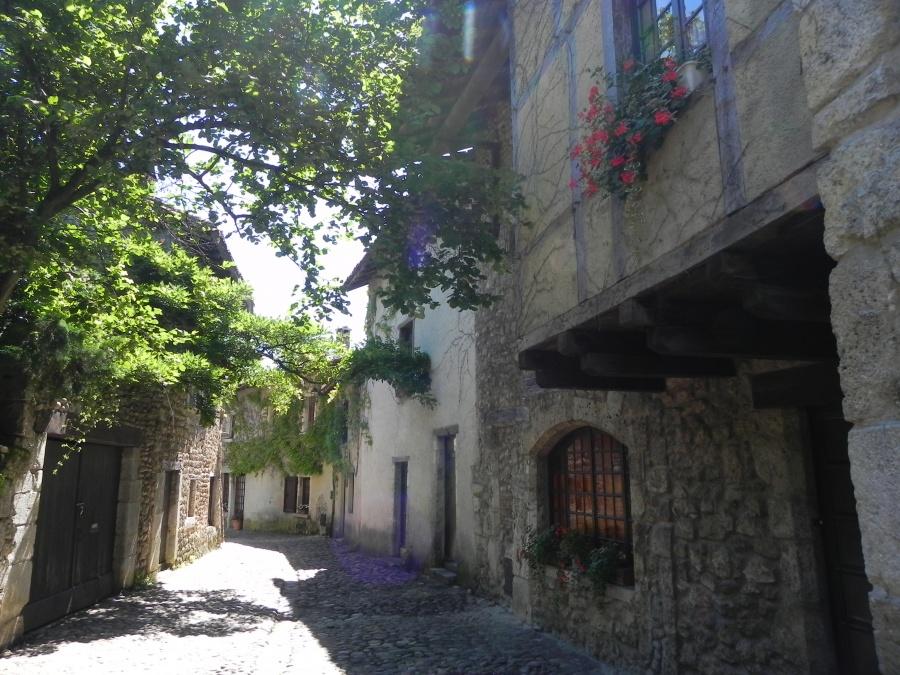 Pérouges la médiévale  dans l'Ain