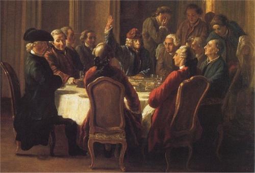 LA VIE au QUOTIDIEN au XVIIIè siècle