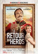 Affiche Le Retour du héros