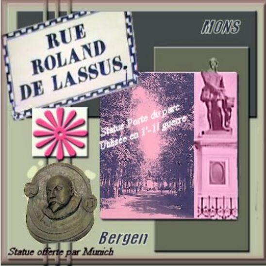 polyphonie, compositeur , ville, mons,Roland de LassusOrlando di Lasso
