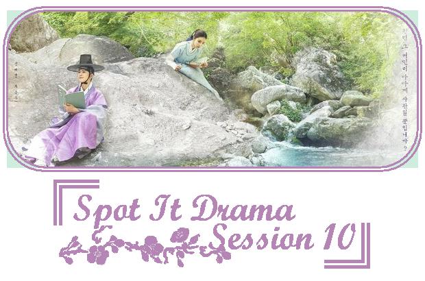✎ Spot It Drama