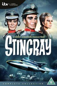 Stingray (1964) : En 2065, la patrouille de sécurité aquatique mondiale (World Aquanaut Security Patrol - WASP) combat les Aquaphibiens, une race de guerriers sous-marins dirigée par le roi Titan, désireux d'exterminer les terriens afin de prendre possession de la Terre. Le capitaine Troy Tempest est à la tête de l'escadrille sous-marine et son arme ultime, le Stingray, un sous-marin atomique équipé des dernières technologies. ... ----- ...  Titre original Stingray Genre Série de marionnettes Science-fiction Création Sylvia Anderson Gerry Anderson Production Sylvia Anderson Gerry Anderson Musique Barry Gray Pays d'origine Drapeau : Royaume-Uni Royaume-Uni Chaîne d'origine ITV Nb. de saisons 1 Nb. d'épisodes 39 Durée 25 minutes Diff. originale 4 octobre 1964 – 27 juin 1965
