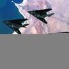 F117 en formation