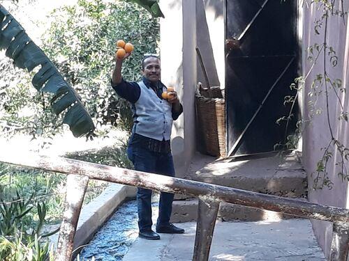 Aziz au service, du producteur au consomateur