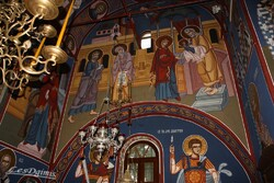 KRKA Le sanctuaire orthodoxe