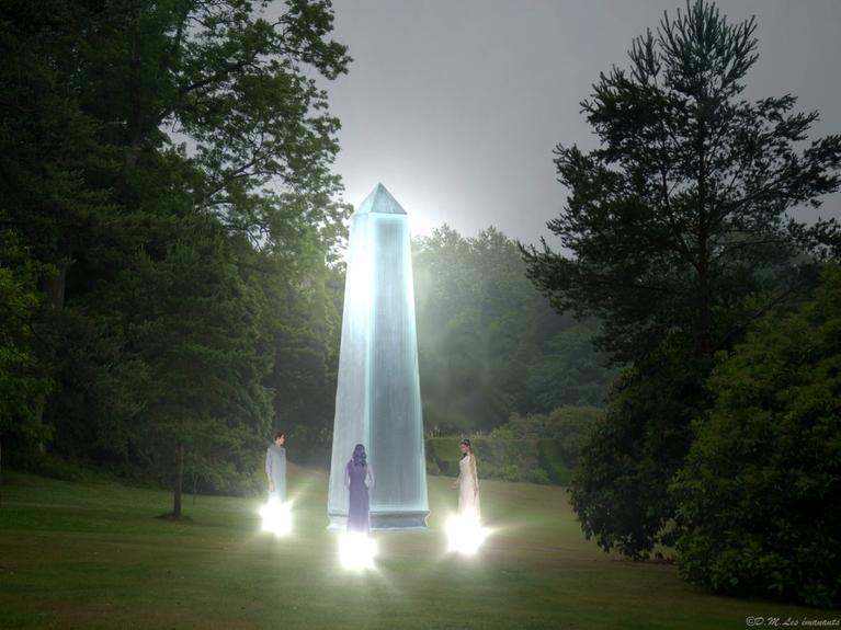 Tours d'énergie et architecture cosmique