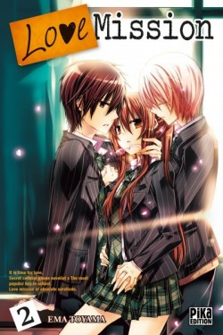 Couverture de Love Mission, Tome 2
