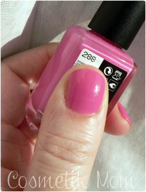 Vernis Kiko #288 Flamingo Pink