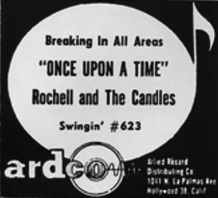 Rochell & The Candles (1)