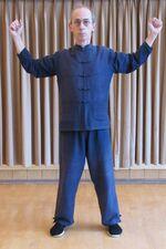 L e Qi Gong du style Yang