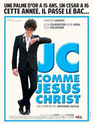 Affiche JC comme Jésus Christ