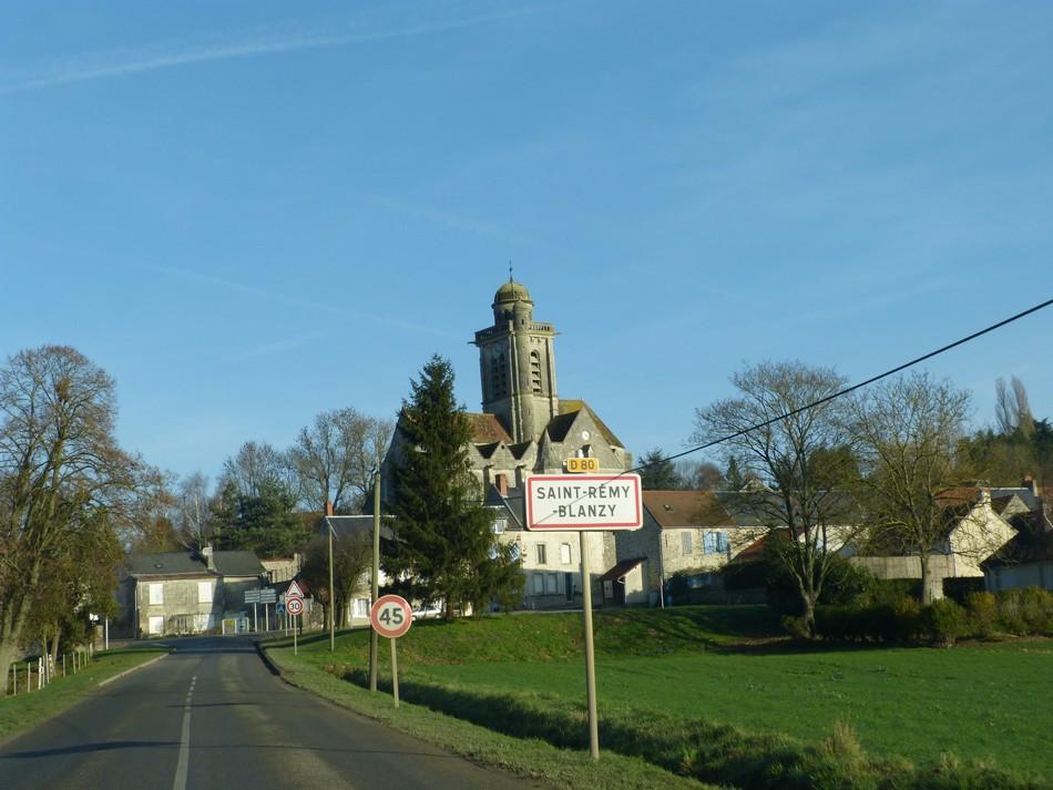 Mon séjour dans l'Aisne