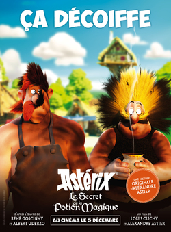Découvrez la bande-annonce d'« ASTÉRIX – LE SECRET DE LA POTION MAGIQUE ». Un film d'Alexandre Astier et Louis Clichy - Au cinéma le 5 décembre 2018 !