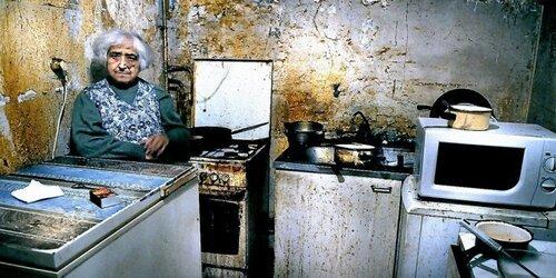 Louise, 81 ans, image de la misère sociale