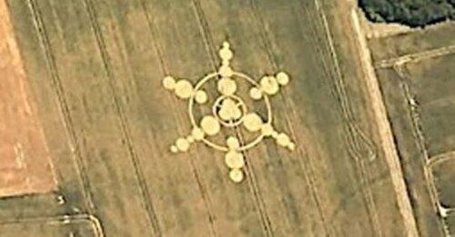 Crop circles 2019.