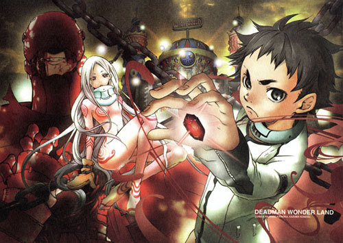 Deadman Wonderland VOSTFR