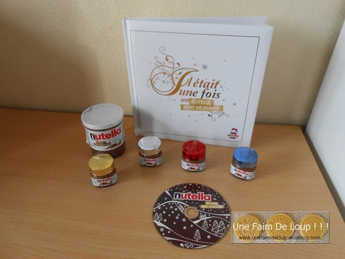 Mon 16 ème partenariat gourmand : Nutella / Ferrero