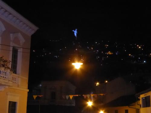 5 ème jour,suite de la balade à Quito