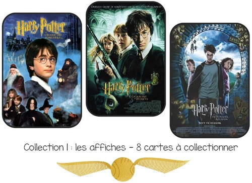 Harry Potter : Cartes à collectionner