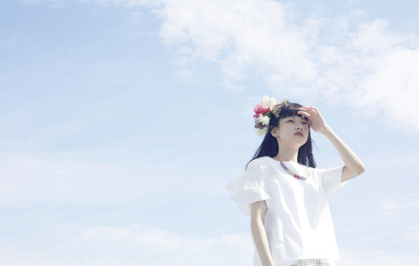 Models Collection : ( [JADICT] -  2016.06.27  Stories / Pipi Yao Ai-ning/ヤオ・アイニン ピピ ( Pipi Yao ) : Floating with Flowers and PiPi )