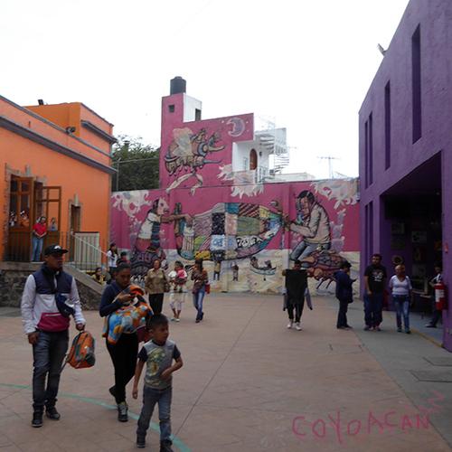 ENTRÉE EN MEXIQUE 9 PAR D.F. - 2